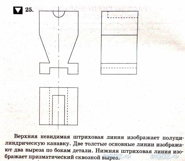 Белорусские решебники черчение